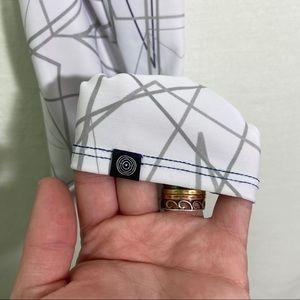 Onzie Pants & Jumpsuits - Onzie Moon Phase geometric leggings sz. S/M